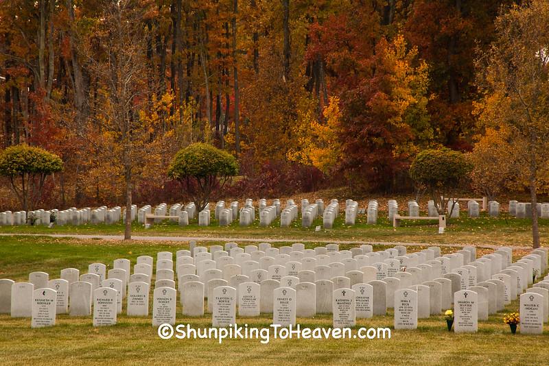 Northern Wisconsin Veterans Memorial Cemetery, Washburn County, Wisconsin