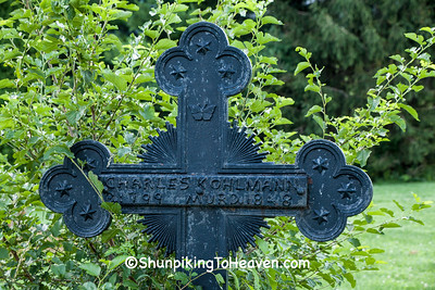 Grave Marker for Murder Victim, Dane County, Wisconsin