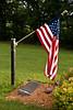 Vietnam War Veteran, Wee White Kirk Cemetery, Marquette County, Wisconsin
