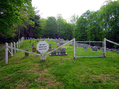 Walnut Mountain Cemetery, Tennessee