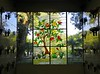 Mausoleum window - 1