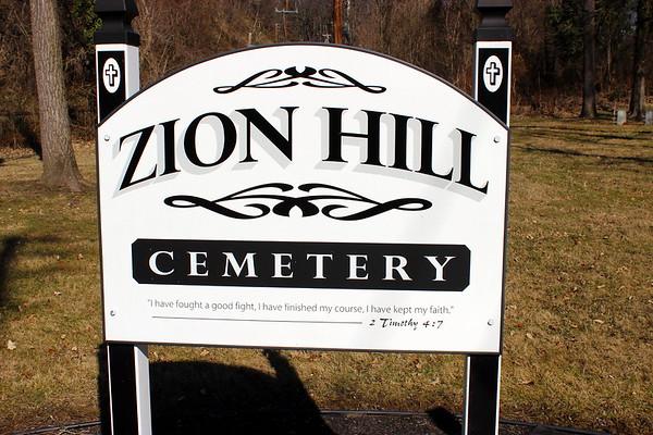 Zion Hill Cemetery, Columbia, PA