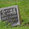 Father or priest?  Riverside Memorial Park, Spokane, Washington