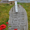 North Cove Pioneer Cemetery, Oregon