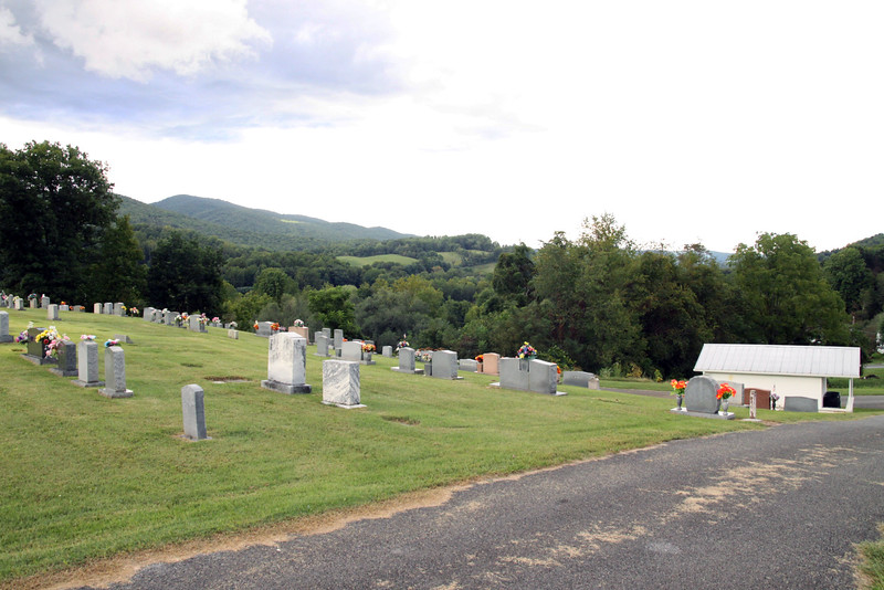 Carter County - Blevins Cemetery