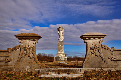 George Berry Washington Cemetery Memorial - Earle, AR