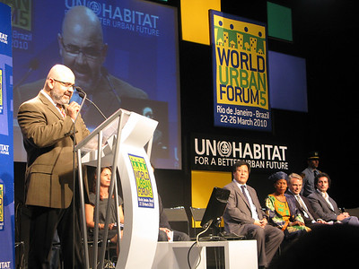 World Urban Forum 5