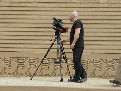 Peru filming