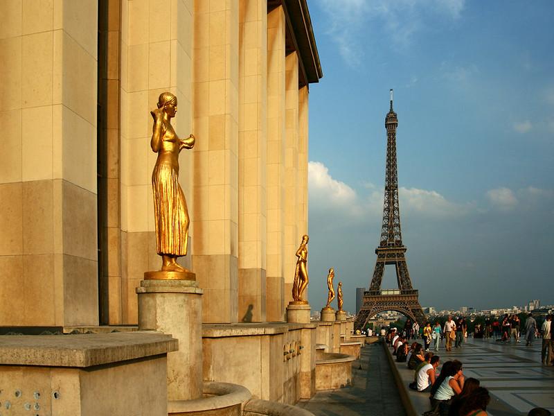 Esplanada do Trocadéro