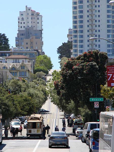 Cena Urbana em São Francisco