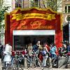 Cena Urbana em Amsterdam
