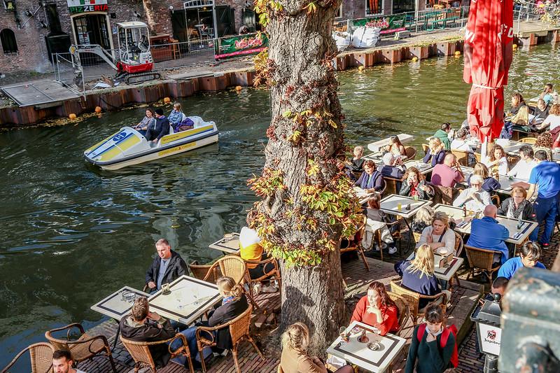 Canal in Utrecht