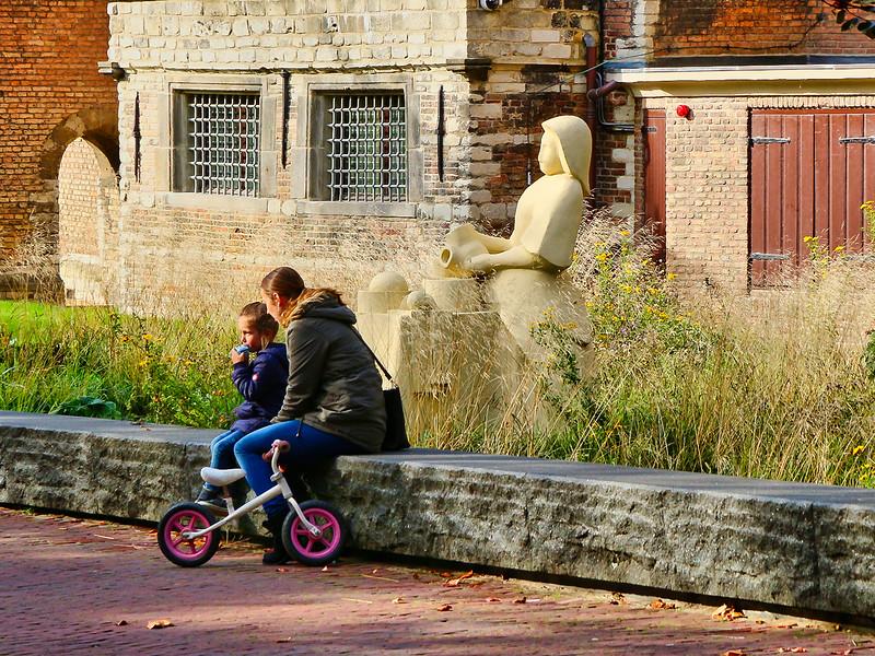 Cena Urbana em Delft