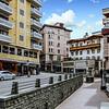Centro de St. Moritz