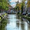 Canal em Delft