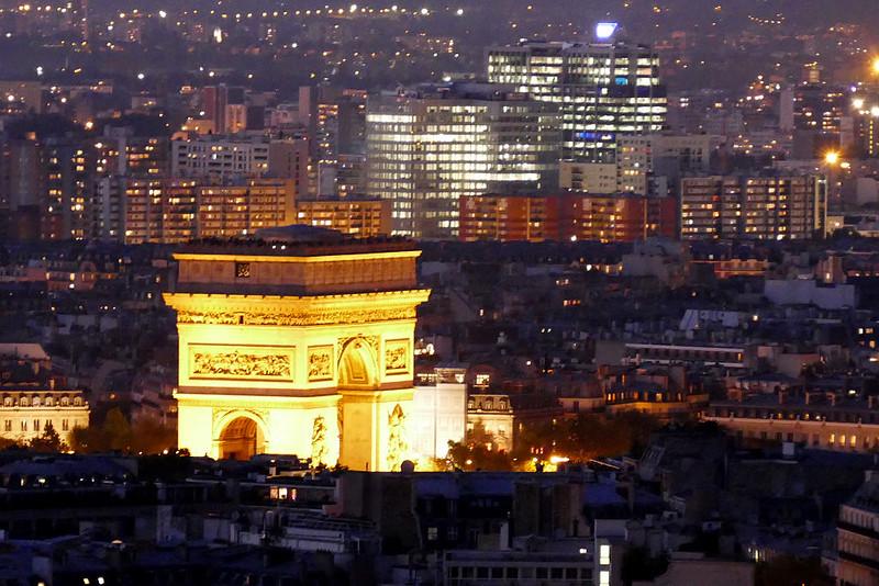 Vista Aérea de Paris
