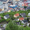 Vista Aérea de Bergen