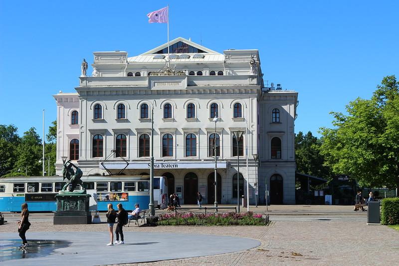 Detalhes Arquitetônicos de Gothenburg