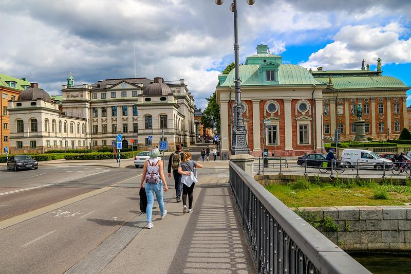 Cena Urbana de Estocolmo