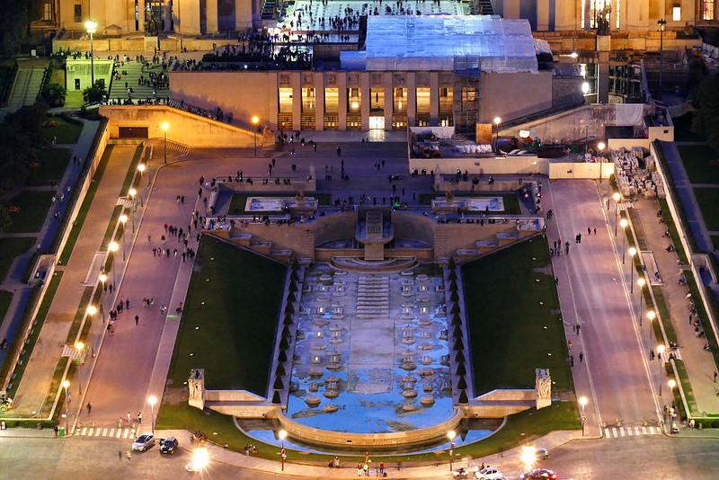 Jardins do Trocadéro
