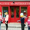 Cena Urbana em Montmartre