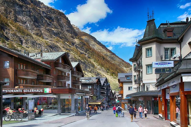 Centro de Zermatt