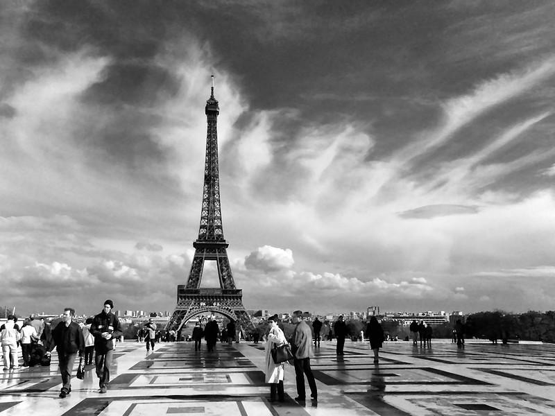 Praça do Trocadero
