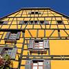 Estillo Arquitetônico de Riquewihr