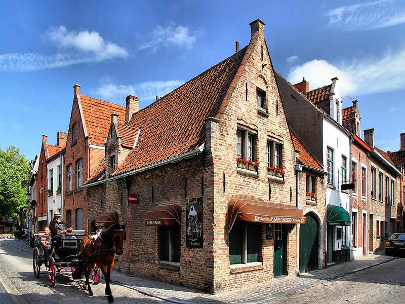 Cena Urbana de Bruges