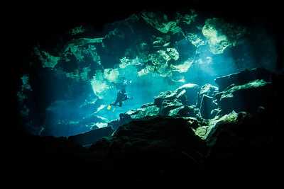 Caves and Cenotes