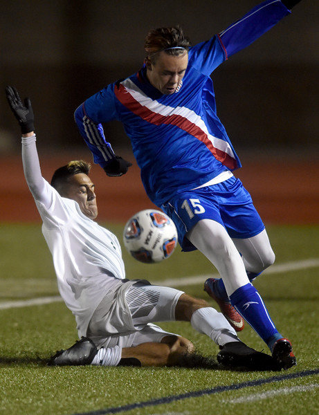 Centaurus vs Niwot boys soccer playoff