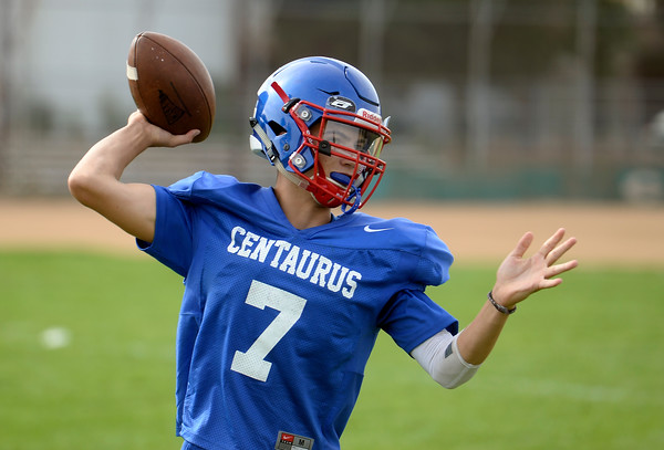 Centaurus Football