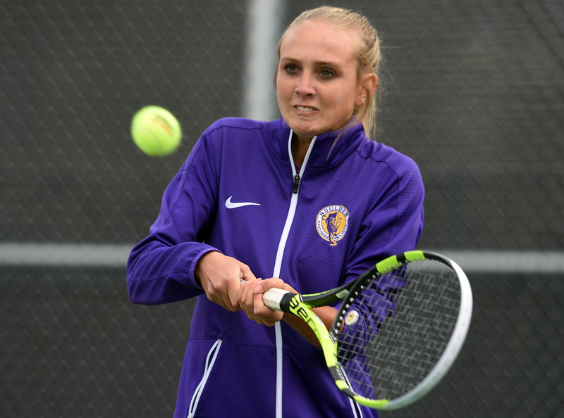 Boulder High at Centaurus Tennis