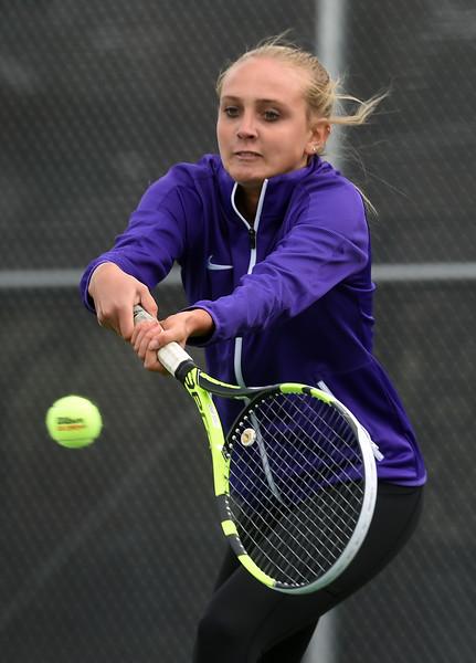 Boulder High at Centaurus Tennis