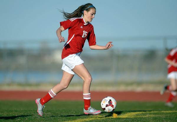 Centaurus vs Holy Family Girls Soccer
