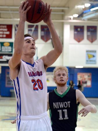 Niwot vs Centaurus Boys Hoops