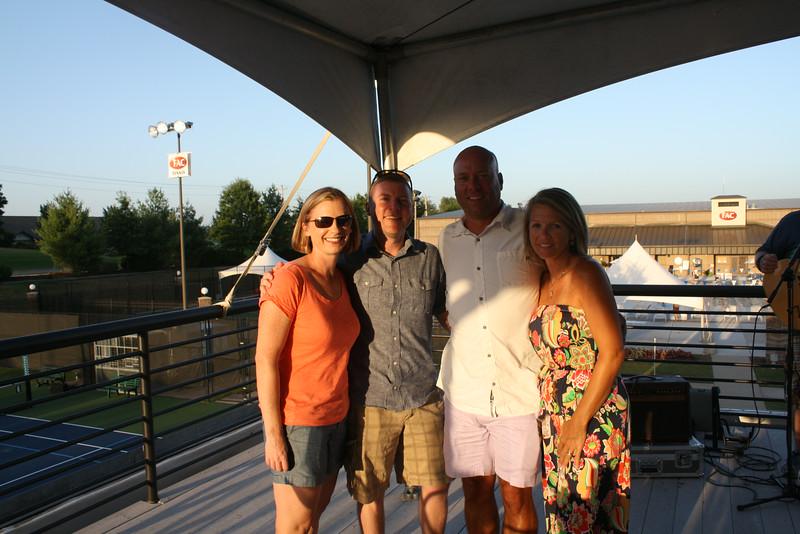 Natalie & Keith Kaderly with Kirk & Sara Bockelman