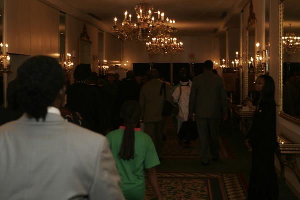 Centennial Opening Celebration Reception