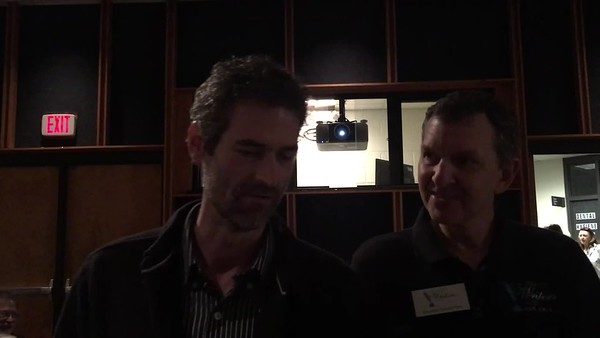 Center Aisle Conversation with Scott Thomas Outlar