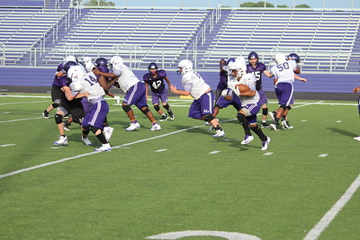 Center High Roughriders ready for first scrimmage
