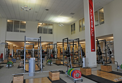 The new USSA Center of Excellence is ready for athletes!