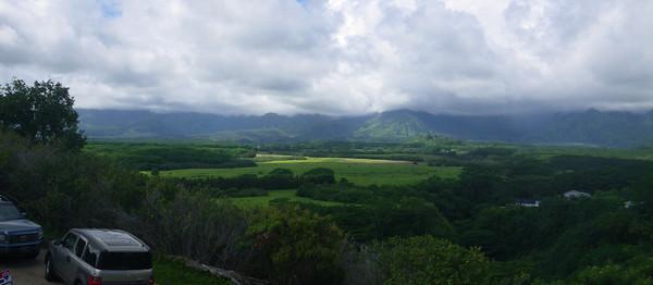 Views Above Kuamoó