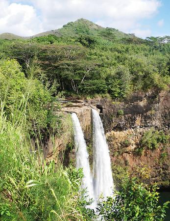 Wailua Falls & Wailua Rim