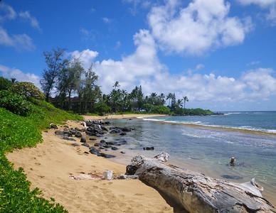 Wailua Kapaa Beaches
