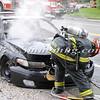 Center Moriches Car Fire 6-14-12-11