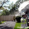 MAN KILLED IN FIRE
