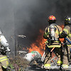 HOUSE FIRE ON MOTHERS DAY