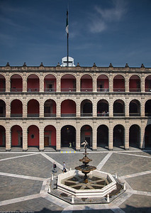 National Palace, Mexico City 9941