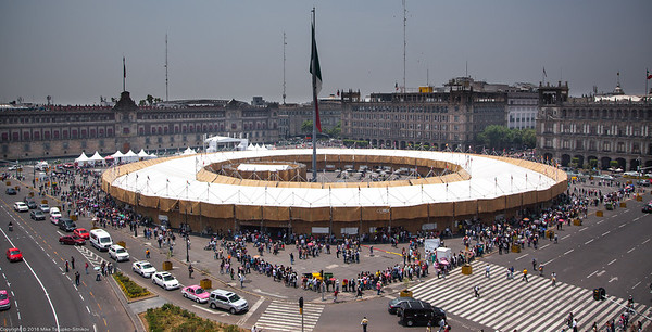 Zócalo Square, Mexico City 9966