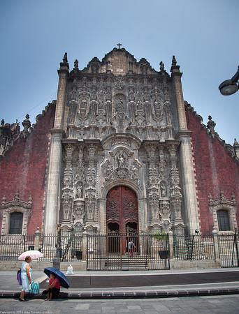 Catedral Metropolitana de la Asunción, Zócalo Square, Mexico City-3